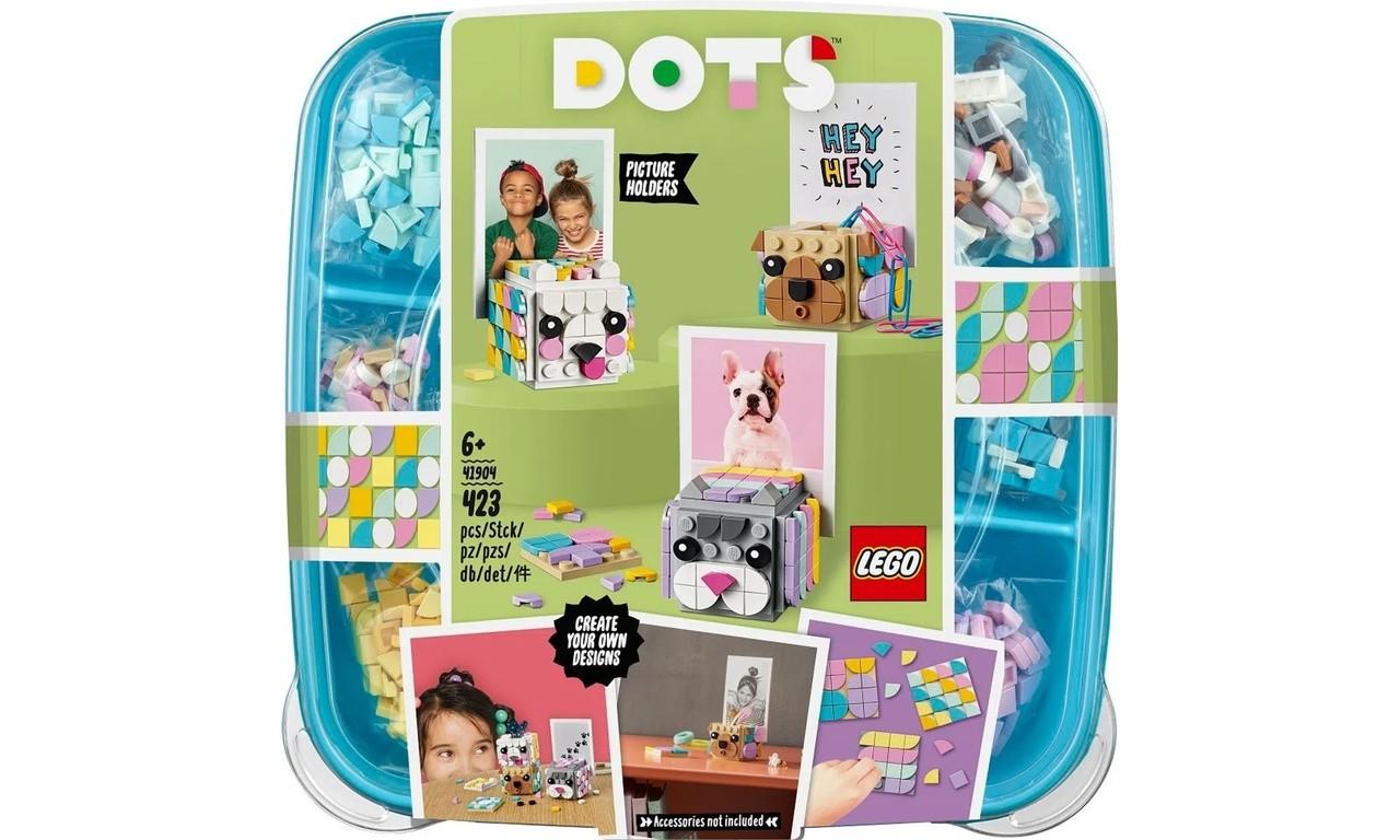 LEGO DOTs - Suporte de Fotos - Animais 41904