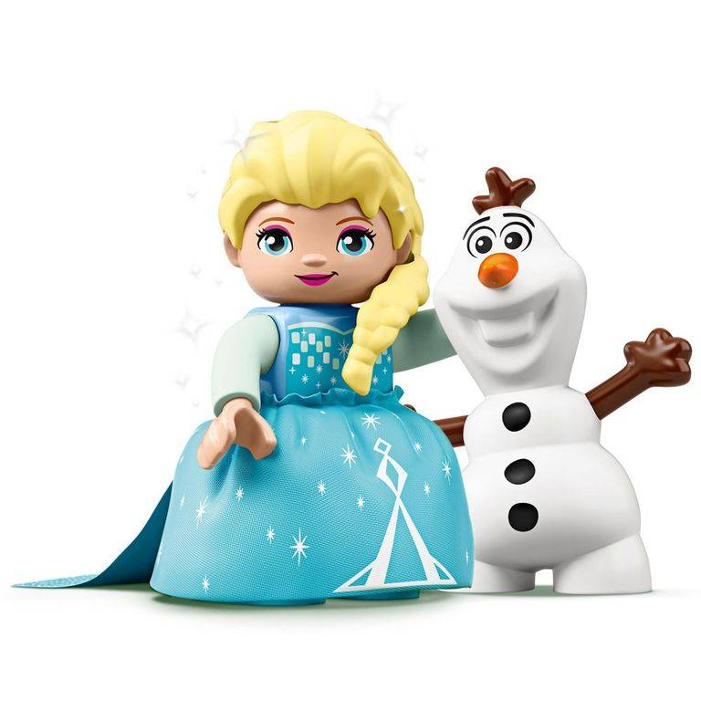 LEGO DUPLO - A Festa do Chá da Elsa e do Olaf 10920