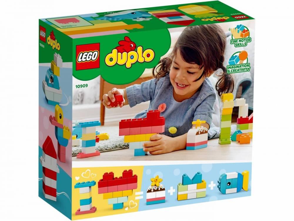 Lego Duplo - Caixa Coração 10909