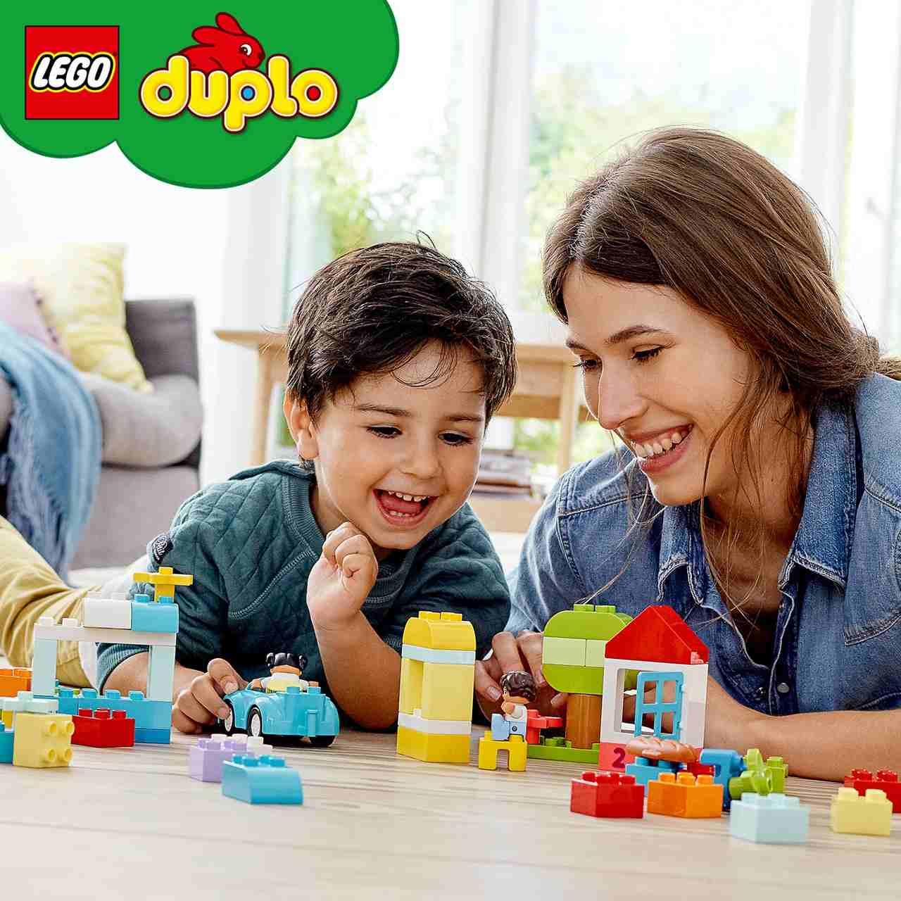 LEGO DUPLO - Caixa de Peças 10913