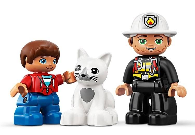 LEGO Duplo - Caminhão dos Bombeiros 10901