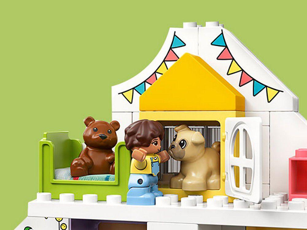 Lego Duplo - Casa de Brinquedo Modular 10929