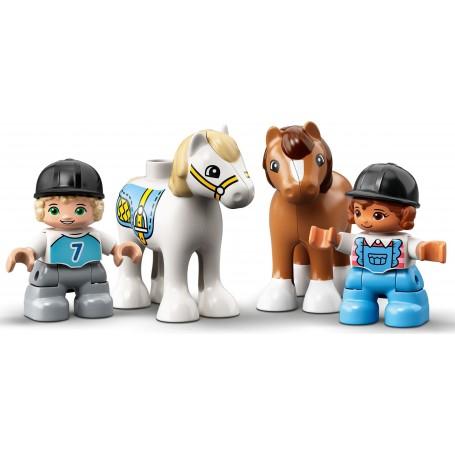 LEGO DUPLO - Cuidando dos Animais da Fazenda 10951