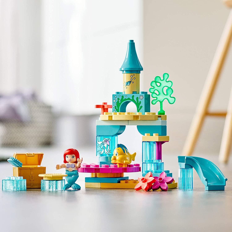 LEGO DUPLO - O Castelo do Fundo do Mar da Ariel 10922