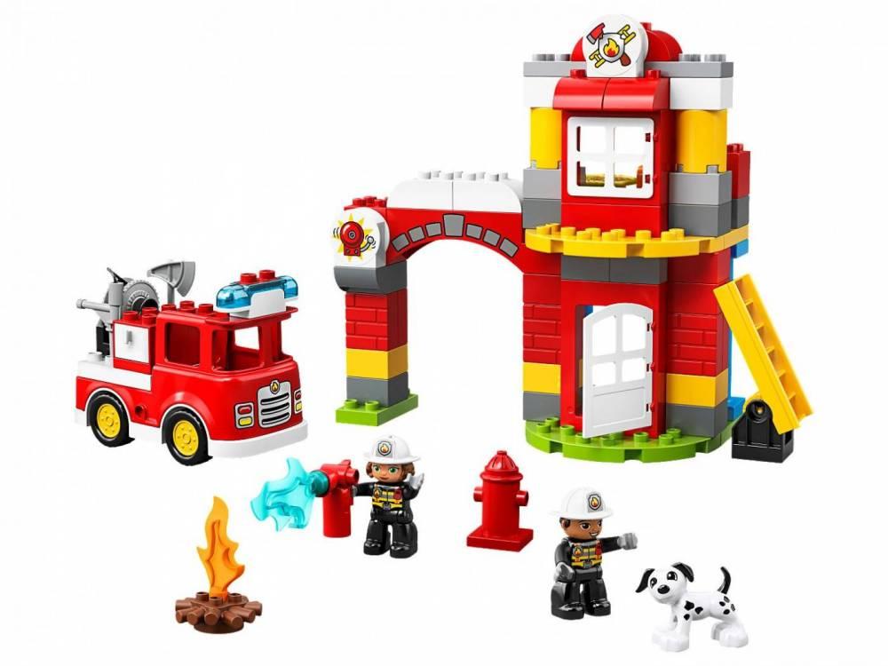 LEGO DUPLO - Quartel dos Bombeiros 10903
