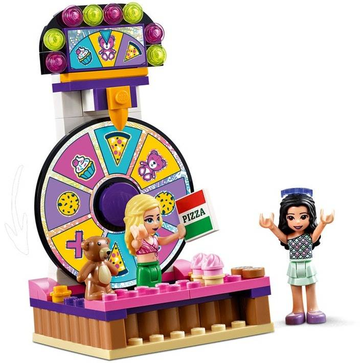 LEGO Friends - Cais Divertido da Cidade de Heartlake 41375