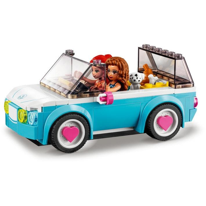 LEGO Friends - Carro Elétrico da Olivia 41443
