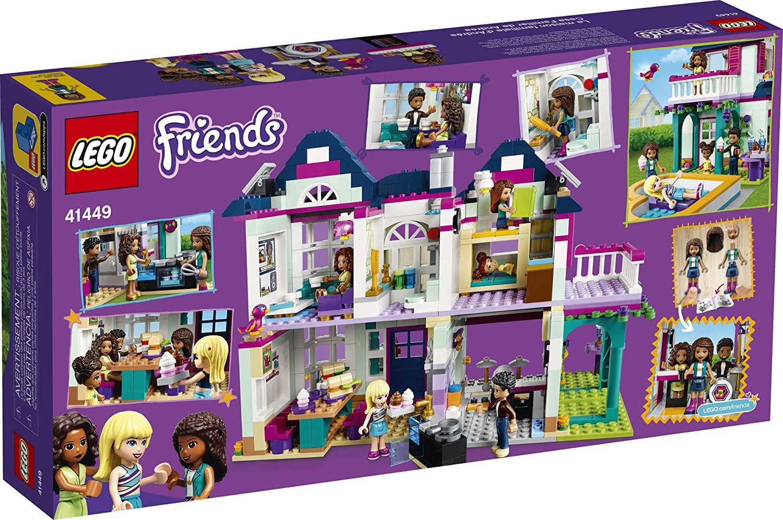 LEGO Friends - Casa da Família de Andrea 41449