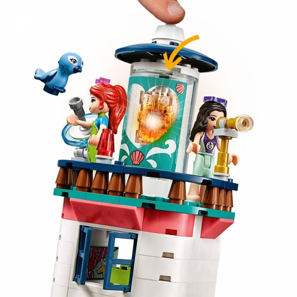 LEGO Friends - Centro de Resgate do Farol 41380