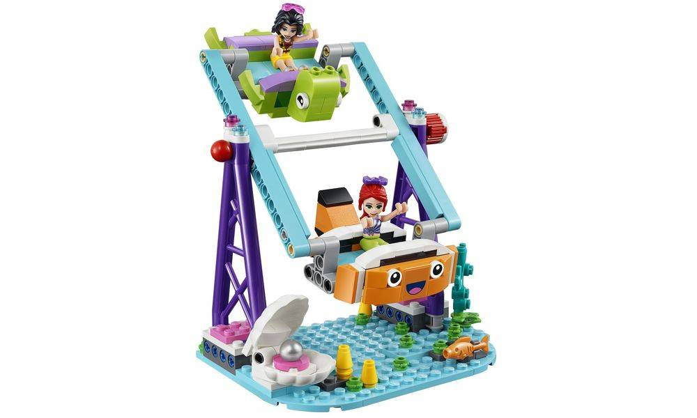 LEGO Friends - Loop Subaquático 41337