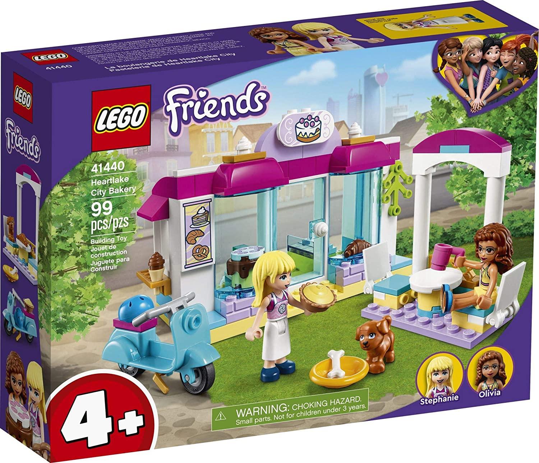 LEGO Friends - Padaria Heartlake City 41440