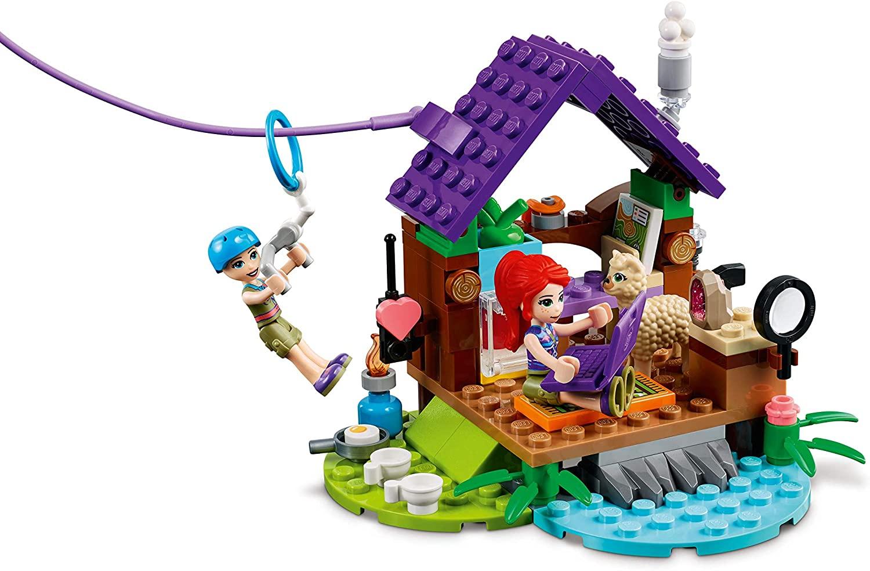 LEGO Friends - Resgate de Alpaca na Selva da Montanha 41432