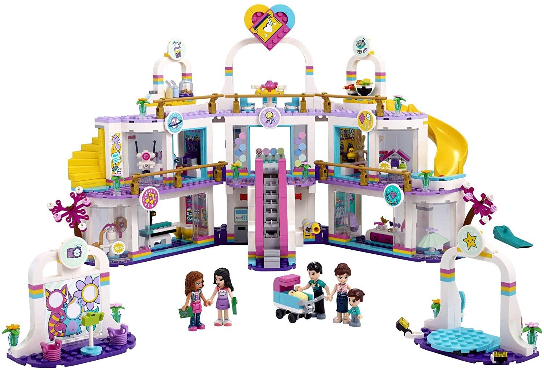 LEGO Friends - Shopping de  Heartlake City 41450