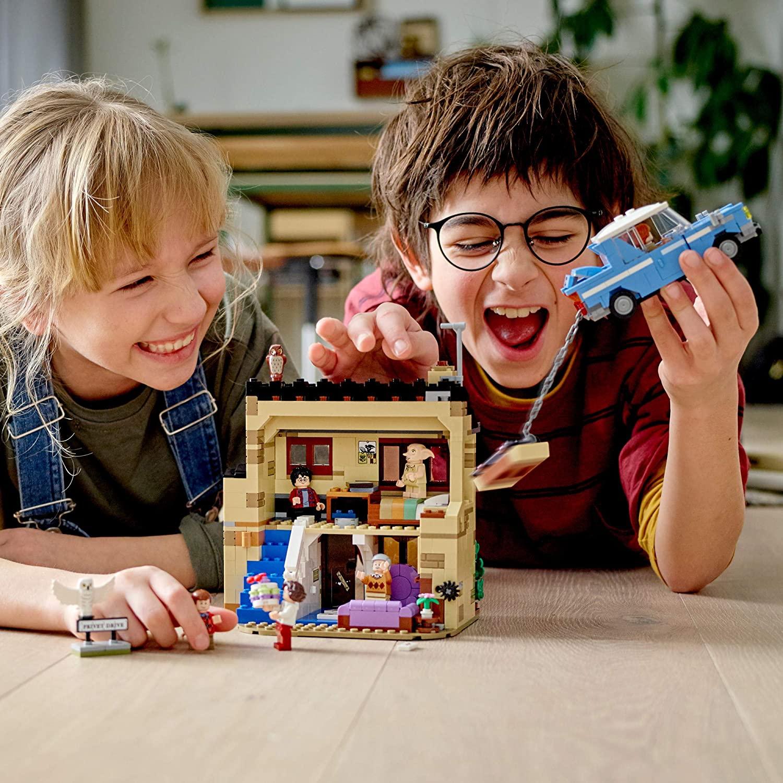 LEGO HARRY POTTER - 4 Privet Drive 75968