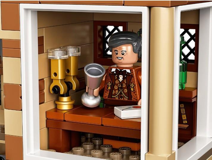 LEGO HARRY POTTER - A Torre de Astronomia de Hogwarts™ 75969