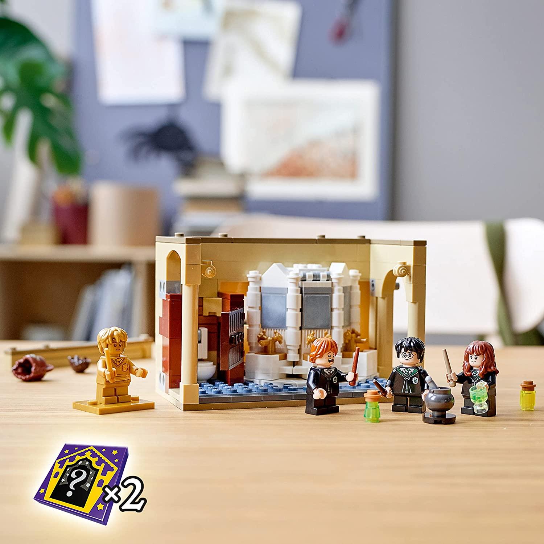 LEGO Harry Potter - Hogwarts: Erro de Poção de Polissuco 76386