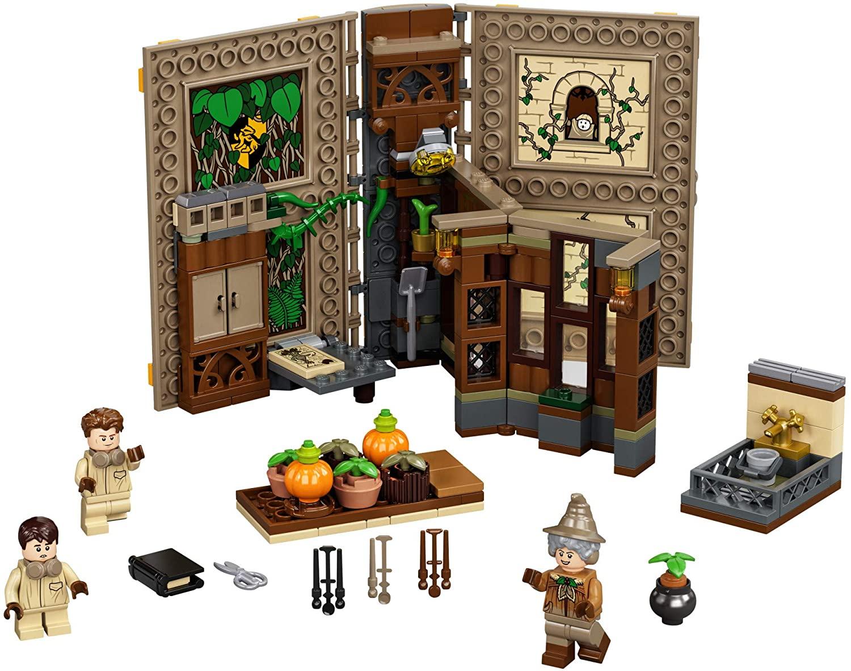 LEGO Harry Potter- Momento Hogwarts™: Aula de Herbologia 76384
