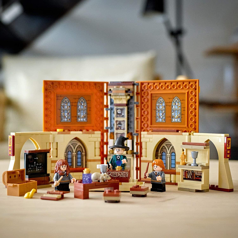 LEGO Harry Potter- Momento Hogwarts™: Aula de Transfiguração 76382