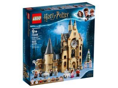 LEGO Harry Potter - Torre do Relógio de Hogwarts 75948