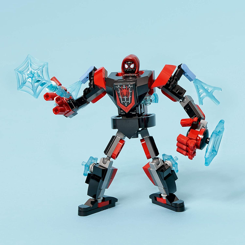 LEGO Marvel - Armadura Robô de Miles Morales 76171