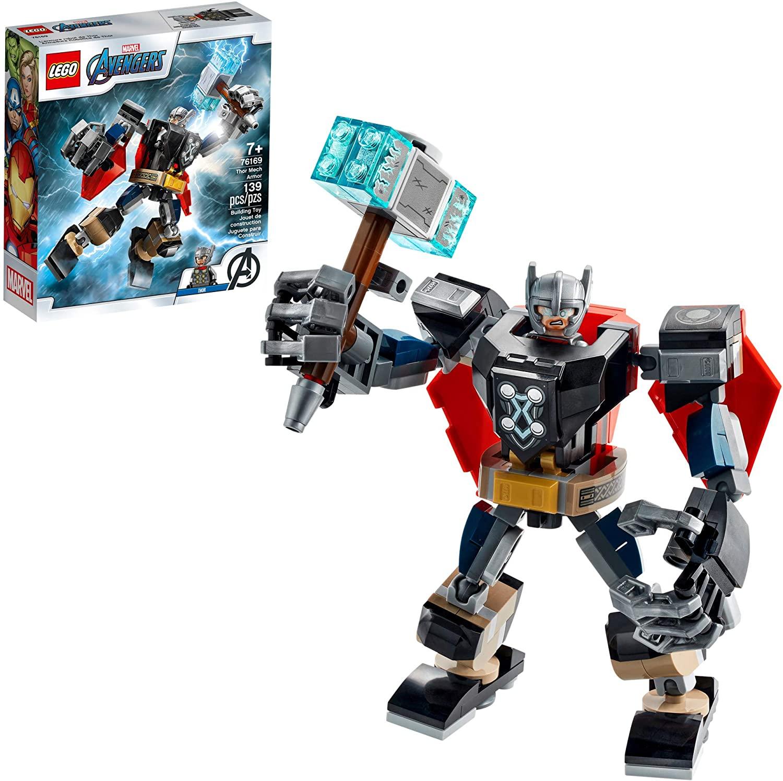 LEGO Marvel - Armadura Robô de Thor 76169