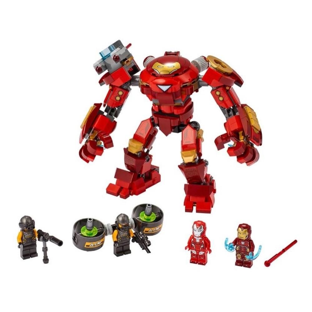 LEGO Marvel Avengers - Homem de Ferro Hulkbuster contra Agente AIM  76164
