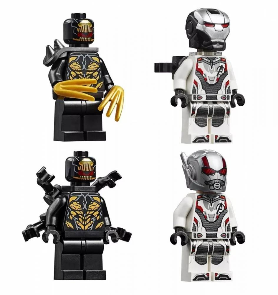 LEGO Marvel - Máquina de Guerra Destruidora 76124