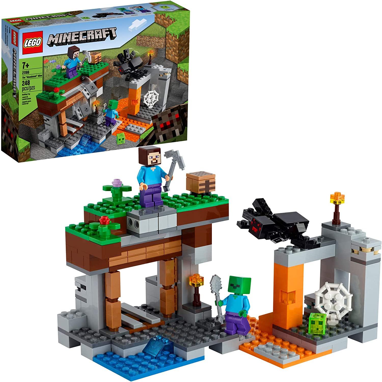 LEGO Minecraft - A Mina Abandonada 21166