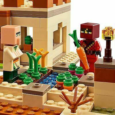 LEGO Minecraft - O Ataque de Illager 21160
