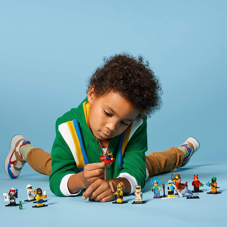 LEGO - Minifiguras série 21 71029