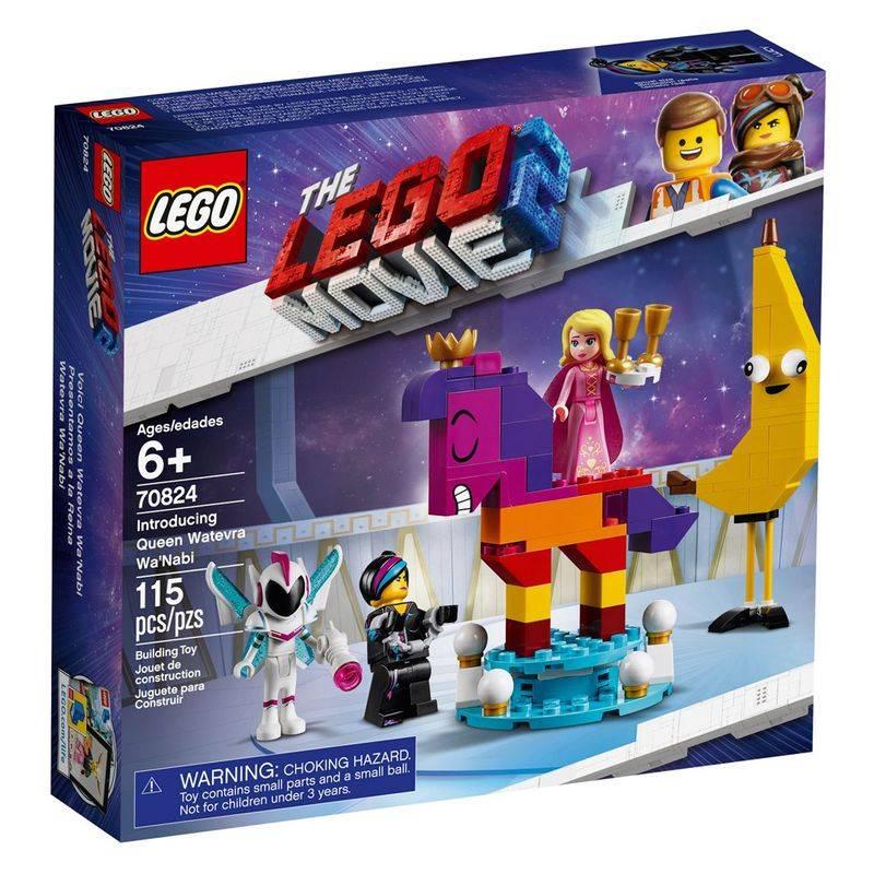 LEGO Movie - Apresentando a Rainha Faseria Fa'Siani