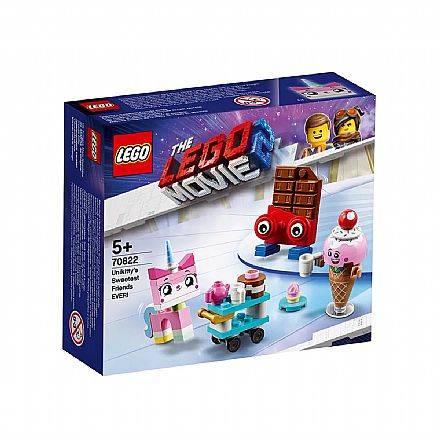 LEGO Movie - Os Amigos Mais Queridos da Unikitty