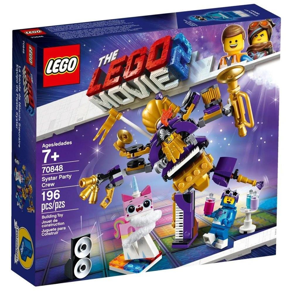 LEGO Movie - Systar Party Crew - 70848