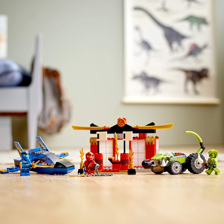 LEGO Ninjago - Batalha Lutador da Tempestade 71703