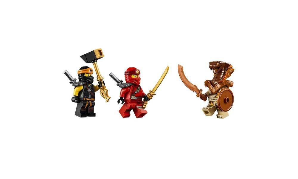 LEGO Ninjago - Bicicleta do Cole 70672