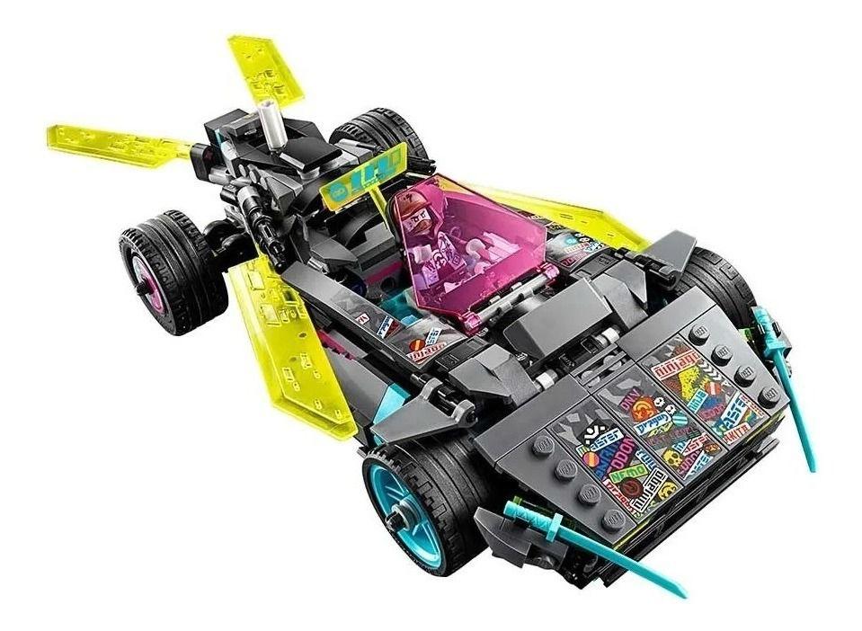 LEGO NINJAGO - Carro Tunado Ninja 71710