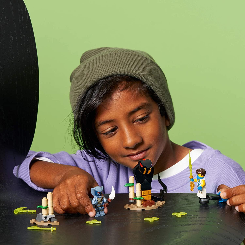 LEGO Ninjago - Conjunto de Combate Épico - Jay vs Serpentine 71732