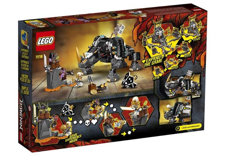 LEGO Ninjago - Criatura Mino de Zane 71719