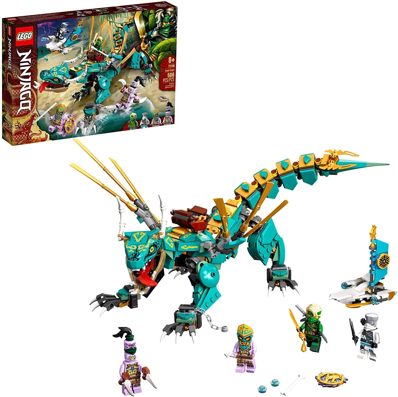 LEGO Ninjago - Dragão da Selva 71746