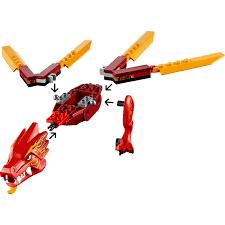 LEGO NINJAGO - Dragão do Fogo do Kai 71701