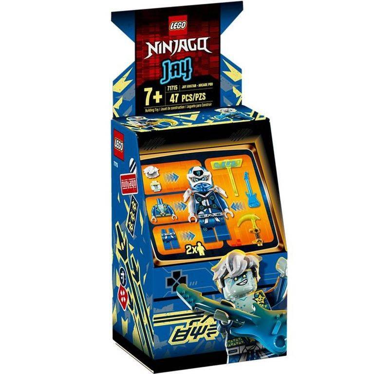 LEGO Ninjago - Jay Avatar - Pod de Arcade 71715