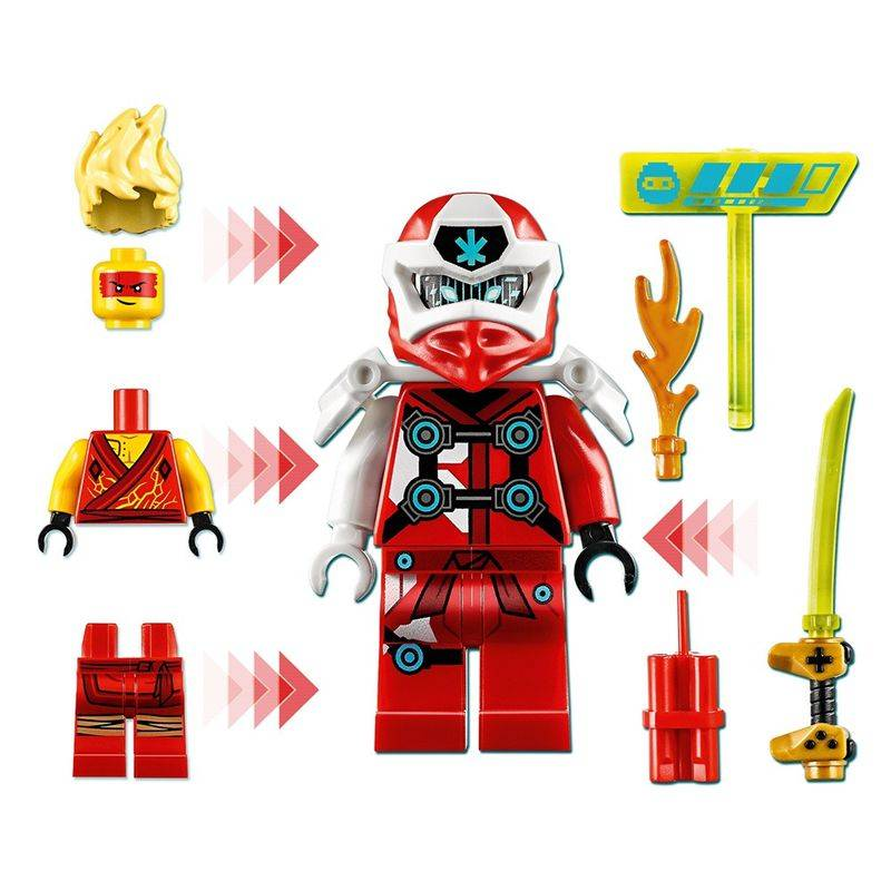 LEGO Ninjago - Kai Avatar - Pod de Arcade 71714