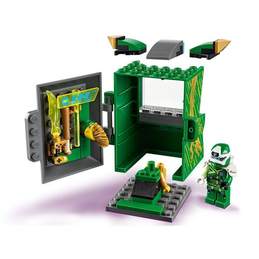 LEGO Ninjago - Lloyd Avatar - Pod de Arcade