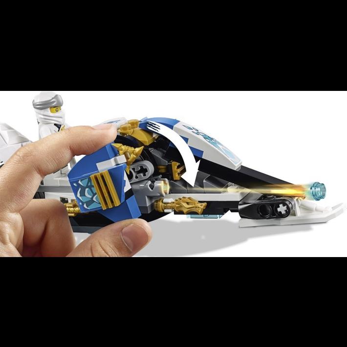 LEGO Ninjago - Motos de Kai e Zane