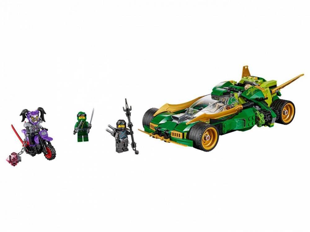 LEGO Ninjago - Ninja Noturno 70641