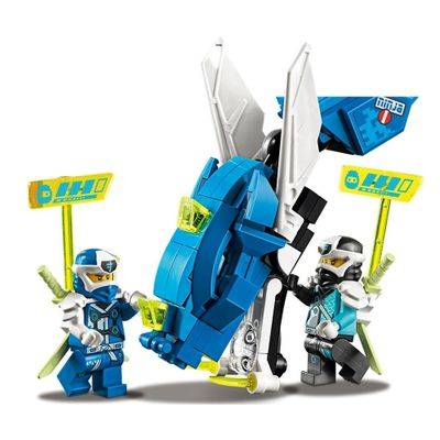 LEGO Ninjago - O Ciber dragão do Jay