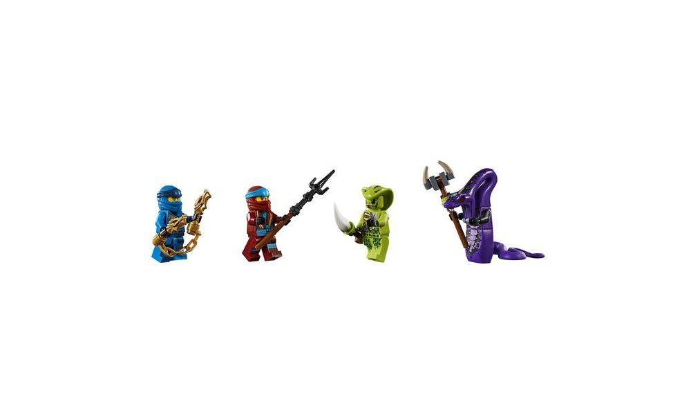 LEGO Ninjago - O Storm Fighter de Jay