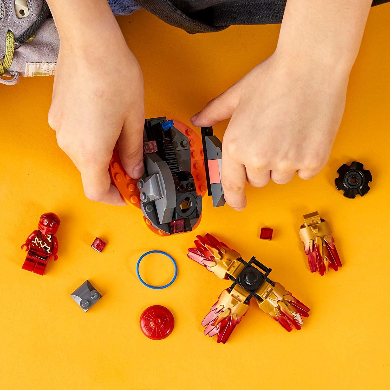 LEGO NINJAGO - Rajada de Spinjitzu - Kai 70686