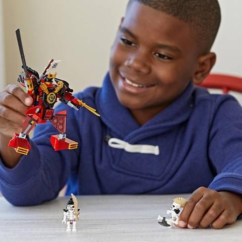 LEGO Ninjago - Robô Samurai