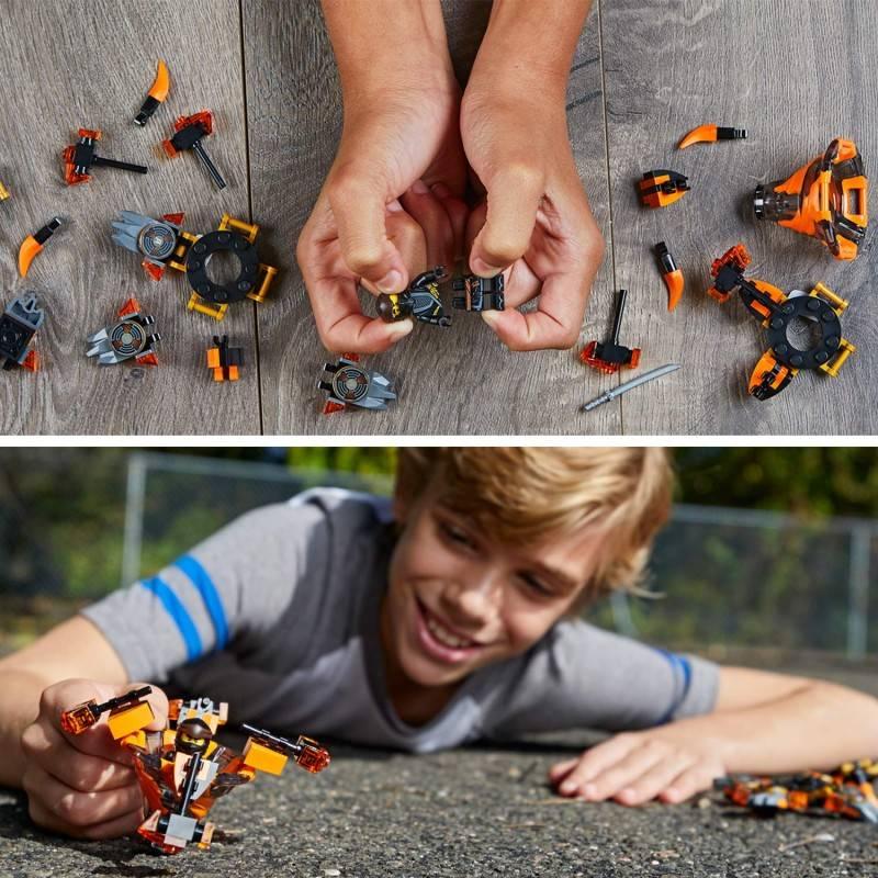 LEGO Ninjago - Spinjitzu Cole
